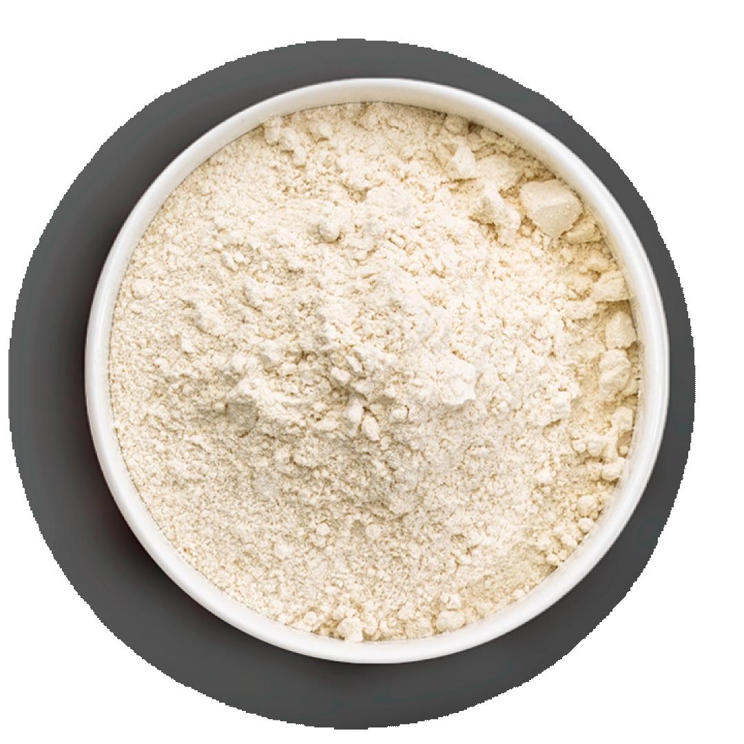 Quinoa Flour (Instant and Raw)