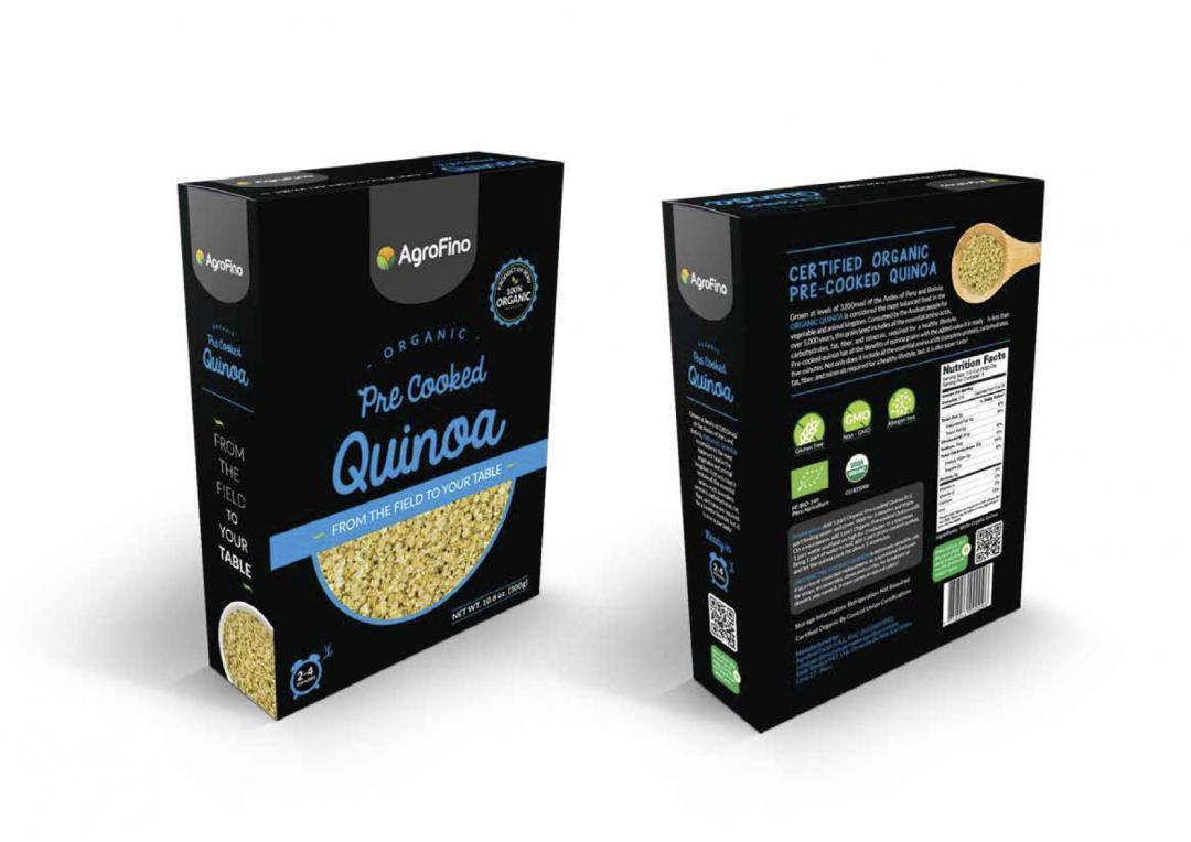 Quinoa Precooked Organic