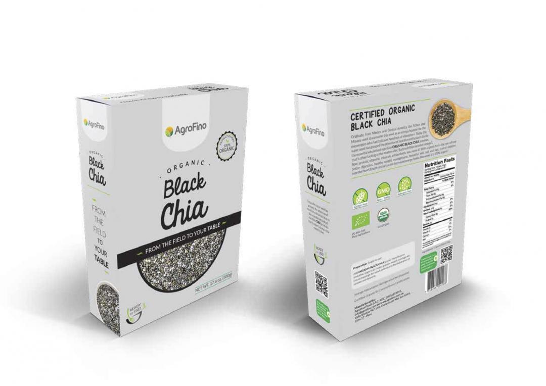 Chia Black Organic