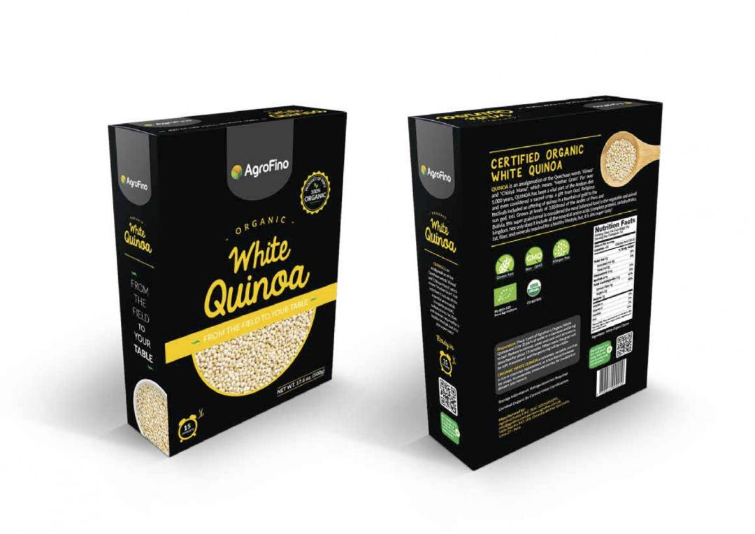 Quinoa White Organic