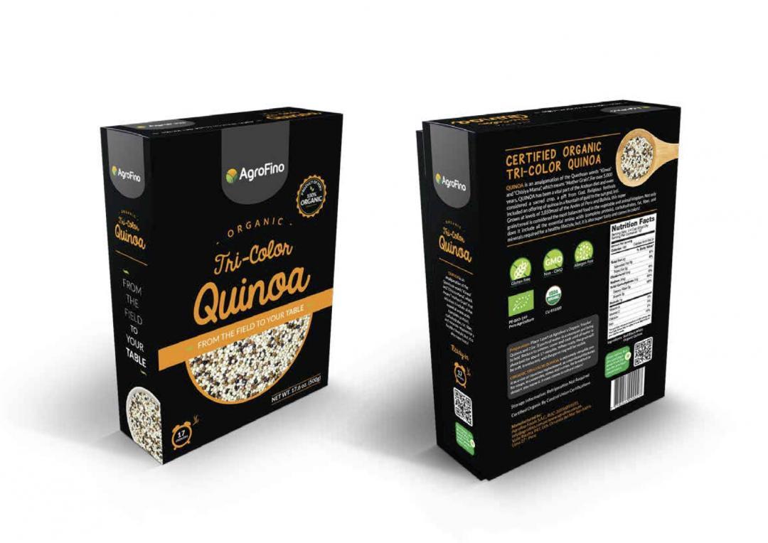 Quinoa Tricolor Organic