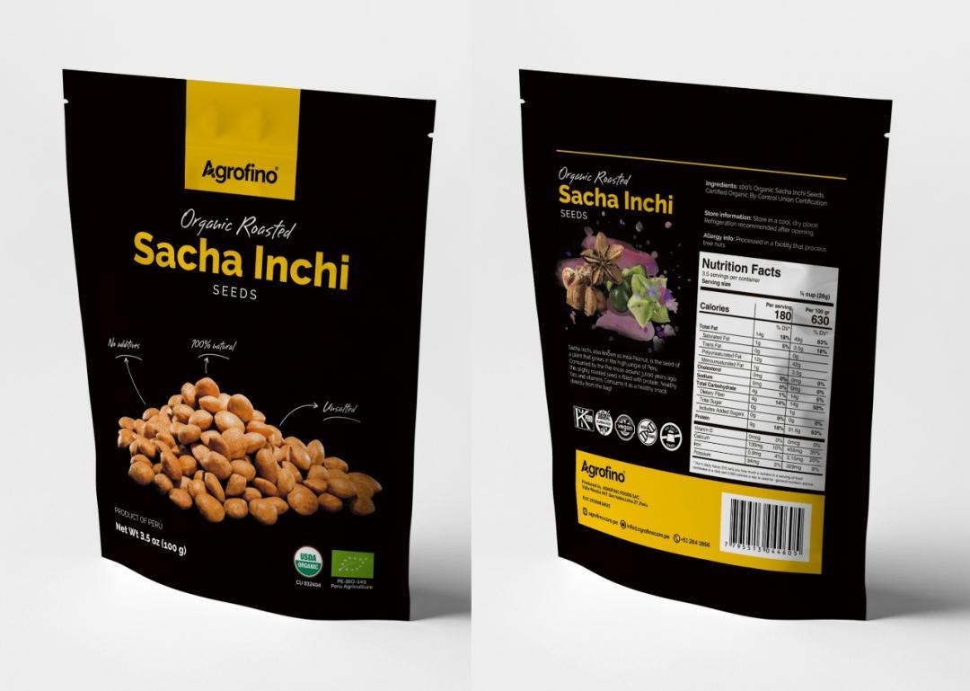 Sacha Inchi Organic