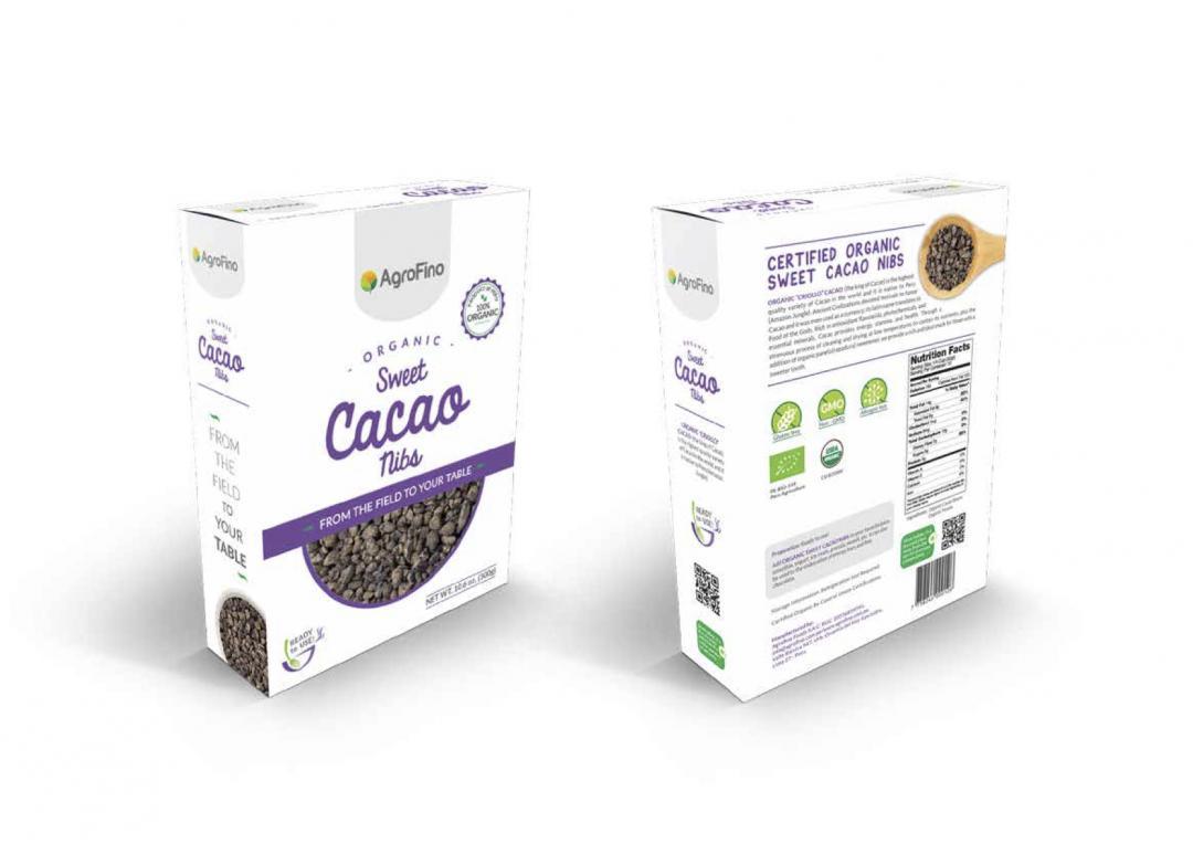 Cacao Sweet Nibs Organic