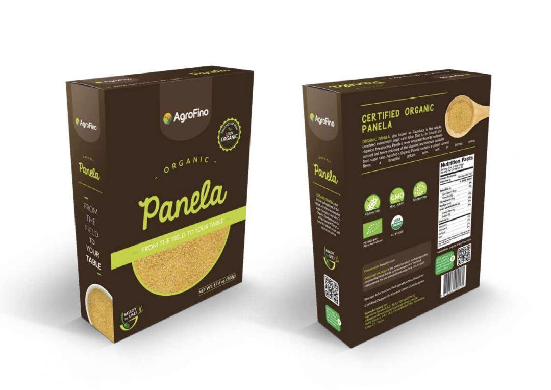 Panela Sugar Organic