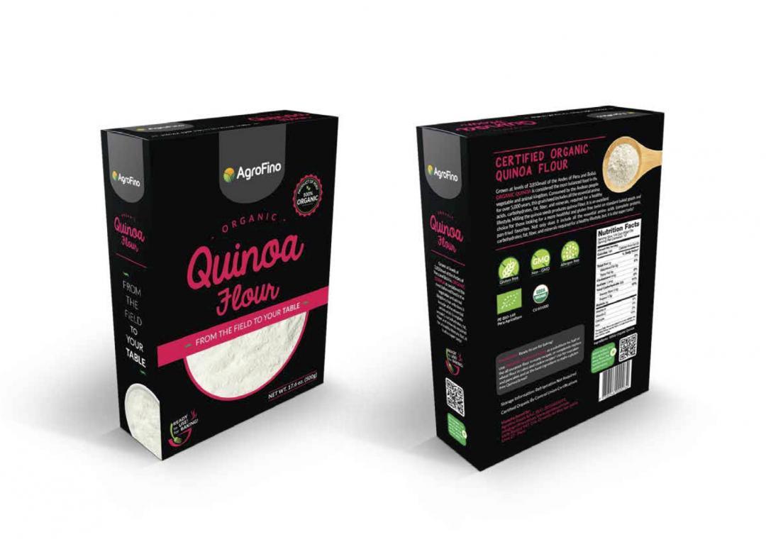Quinoa Flour Organic