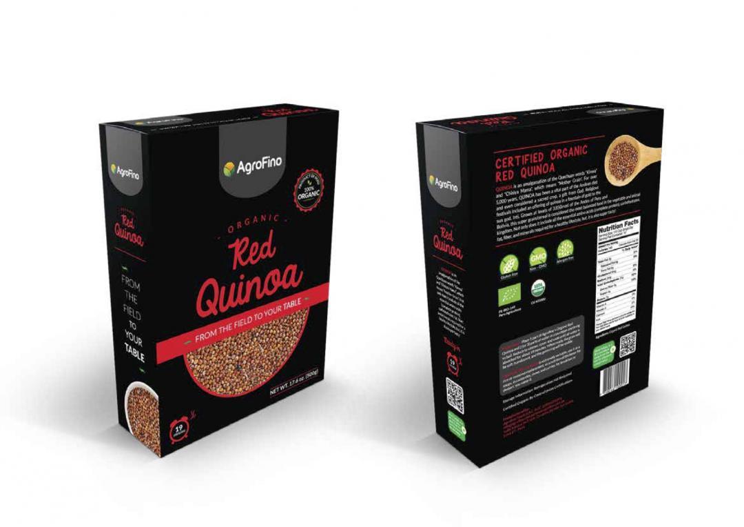 Quinoa Red Organic
